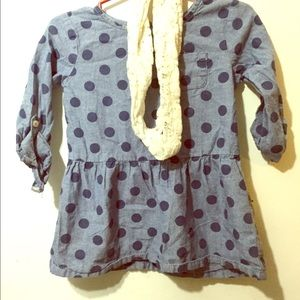Girls Carters size 4 blouse
